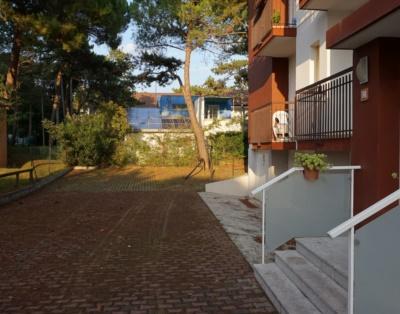 Serena entrance-Lignano Pineta