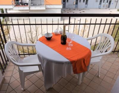 Terrace-Lignano Holiday