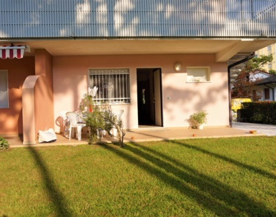 Villa sorriso-entrance